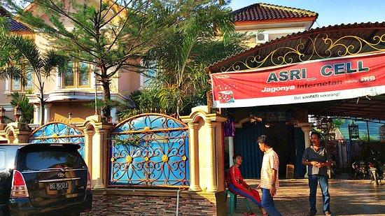 Al Quran Akbar Picture Qur Palembang Kota