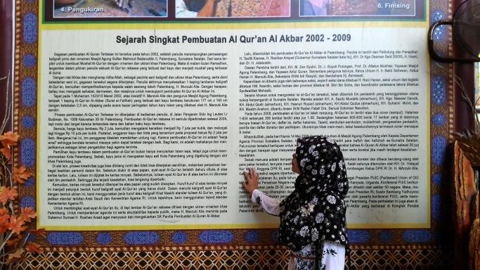 Al Quran Akbar Wisata Religi Melihat Raksasa P 20150602 111145