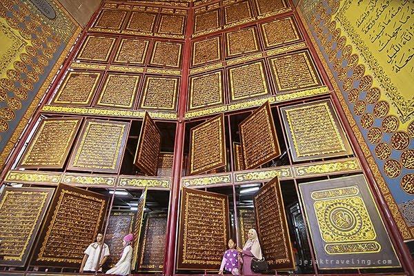 Allahu Akbar Al Qur Terbesar Dunia Ternyata Membanggakan Alquran Tersebut