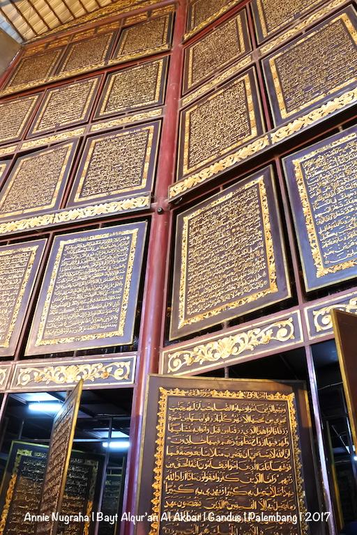 Bayt Al Qur Akbar Museum Raksasa Palembang Puas Melihat Keseluruhan