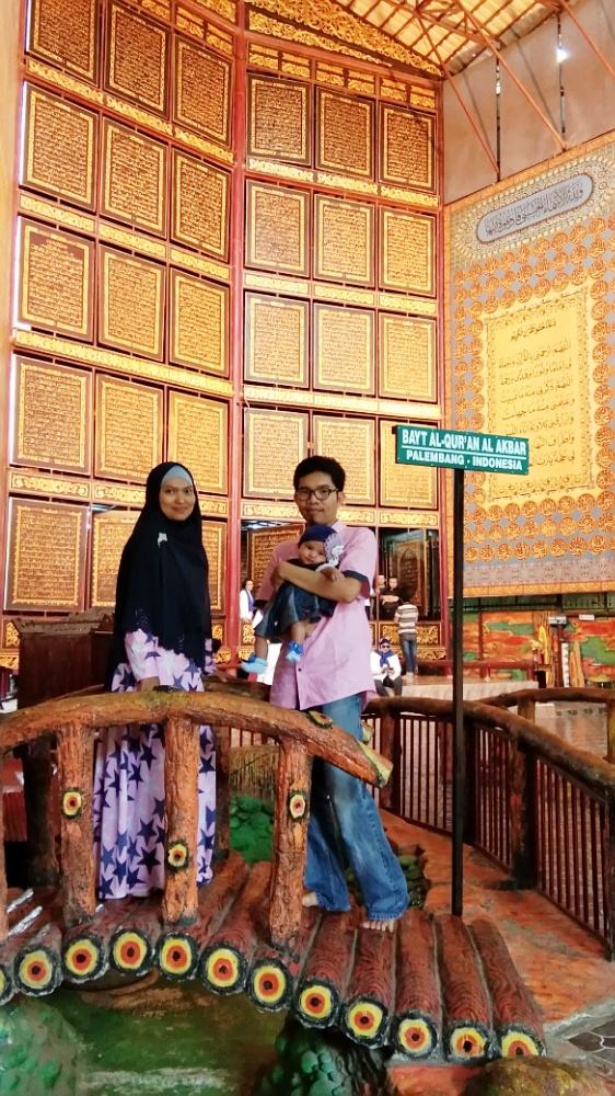 Bayt Al Qur Akbar Palembang Perlu Diketahui Lokasi Pemajangan Rumah