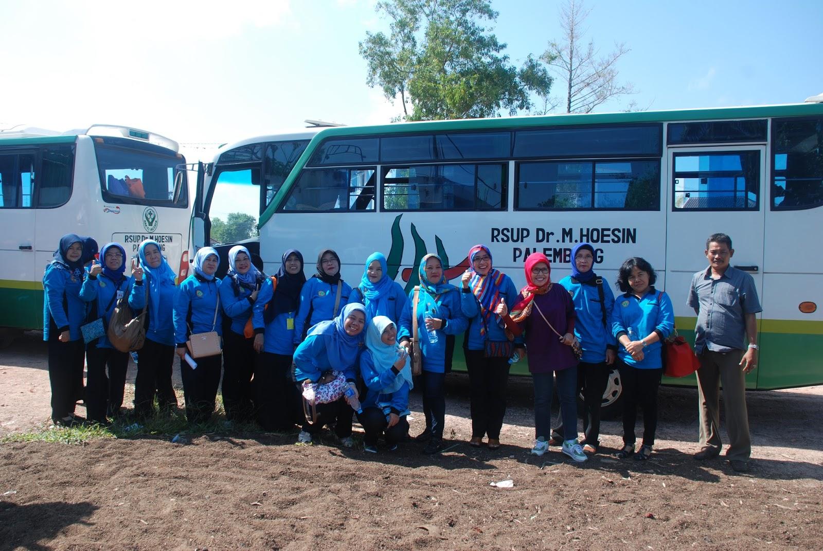 Humas Rsmh Palembang 2018 Wisata Rohani Keluarga Besar Rsup Dr