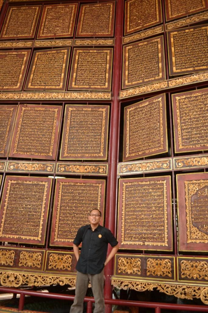 Memandang Takjub Bait Al Quran Akbar Omnduut Dsc 0086 Qur