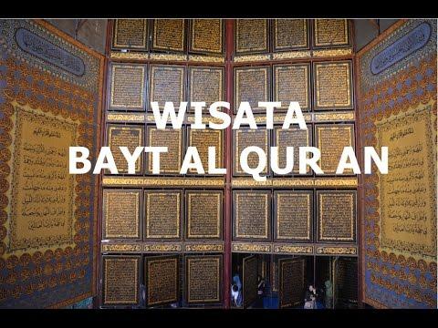 Wisata Religi Bayt Al Qur Akbar Youtube Kota Palembang