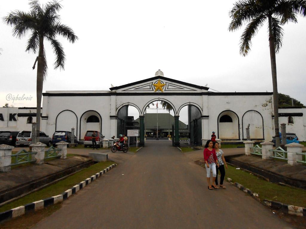 Benteng Kuto Besak 2 Jalankemanagitu Jalan Kota Palembang