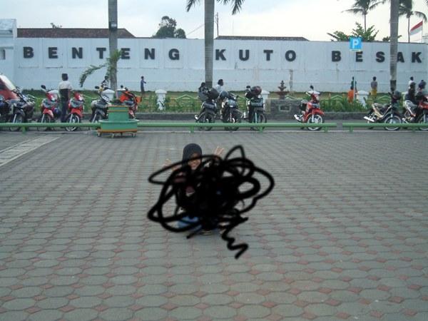 Benteng Kuto Besak Beef Teriyaki Part 2 Foto Kota Palembang