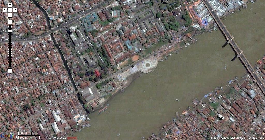 Benteng Kuto Besak Bkb Infokito Memang Nama Resmi Kesultanan Palembang