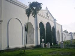 Benteng Kuto Besak Epalembang Kota Palembang