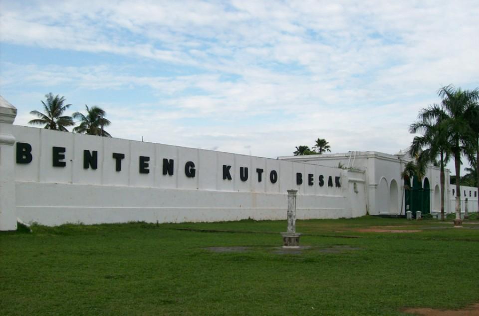 Benteng Kuto Besak Keraton Milik Masyarakat Palembang Bobo Id Foto