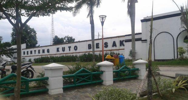 Benteng Kuto Besak Kota Palembang Sumatera Selatan Berita Daerah
