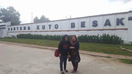 Benteng Kuto Besak Palembang Foto Kota