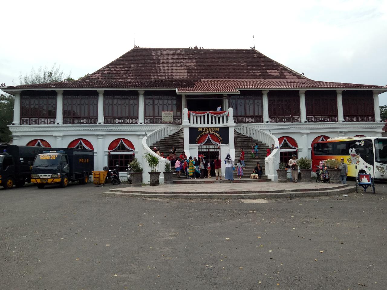 Benteng Kuto Besak Palembang Kaskus Event Sejarah Kota