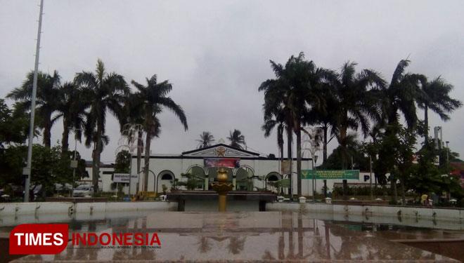Indahnya Benteng Kuto Besak Palembang Times Indonesia Bkb Satu Satunya