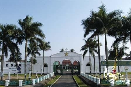 Inilah Keagungan Sejarah Benteng Kuto Besak Palembang Laskar Wong Kito