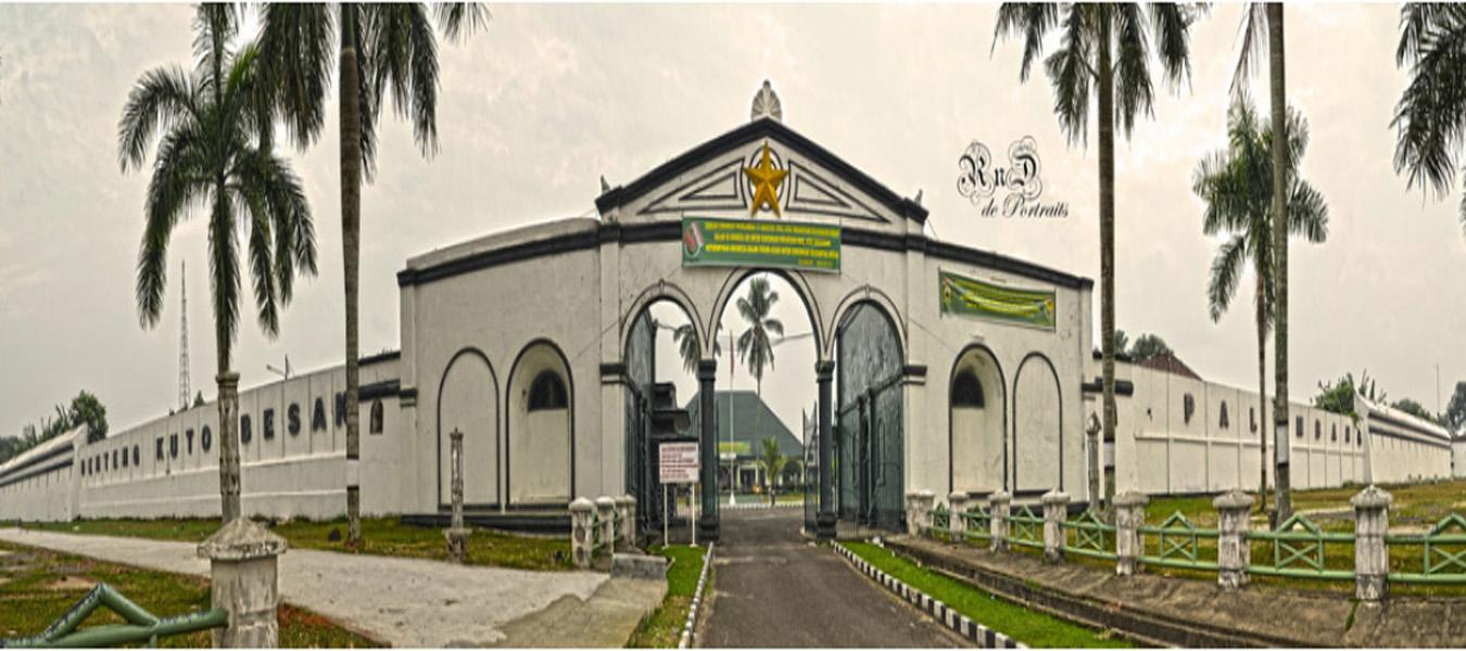 Paket Palembang City Tour 3d2n Amazing Wisata Benteng Kuto Besak