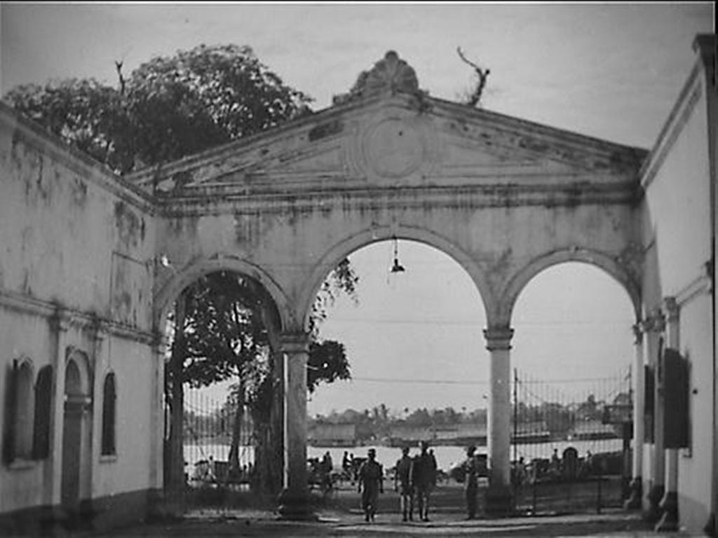 Sejarah Benteng Kuto Besak Palembang Wisata Mulai Dibangun 1780 Arsitek