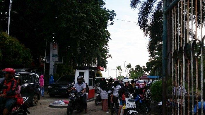 Sistem Parkir Mall Segera Diterapkan Benteng Kuto Besak Warga Palembang