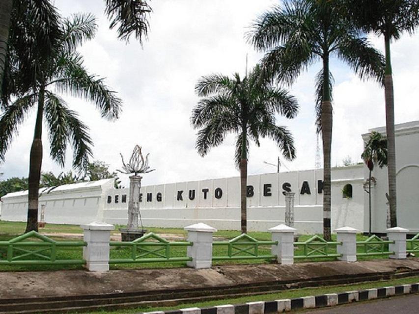 Tempat Wisata Palembang Wajib Kamu Kunjungi Fjj Benteng Kuto Besak
