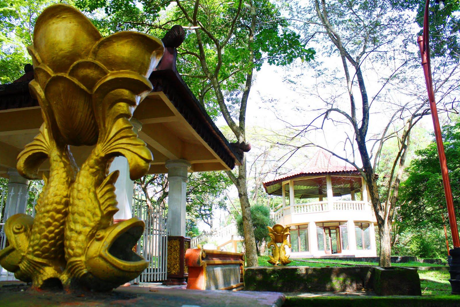 Bukit Siguntang Important Historic Place Palembang Source Kompas Kota