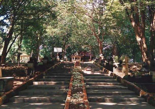 Bukit Siguntang Palembang Backpacker Jakarta Tempat Wisata Taman Purbakala Kota