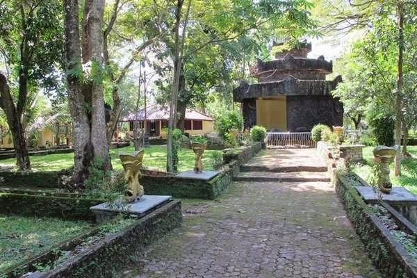 Bukit Siguntang Taman Kota Palembang