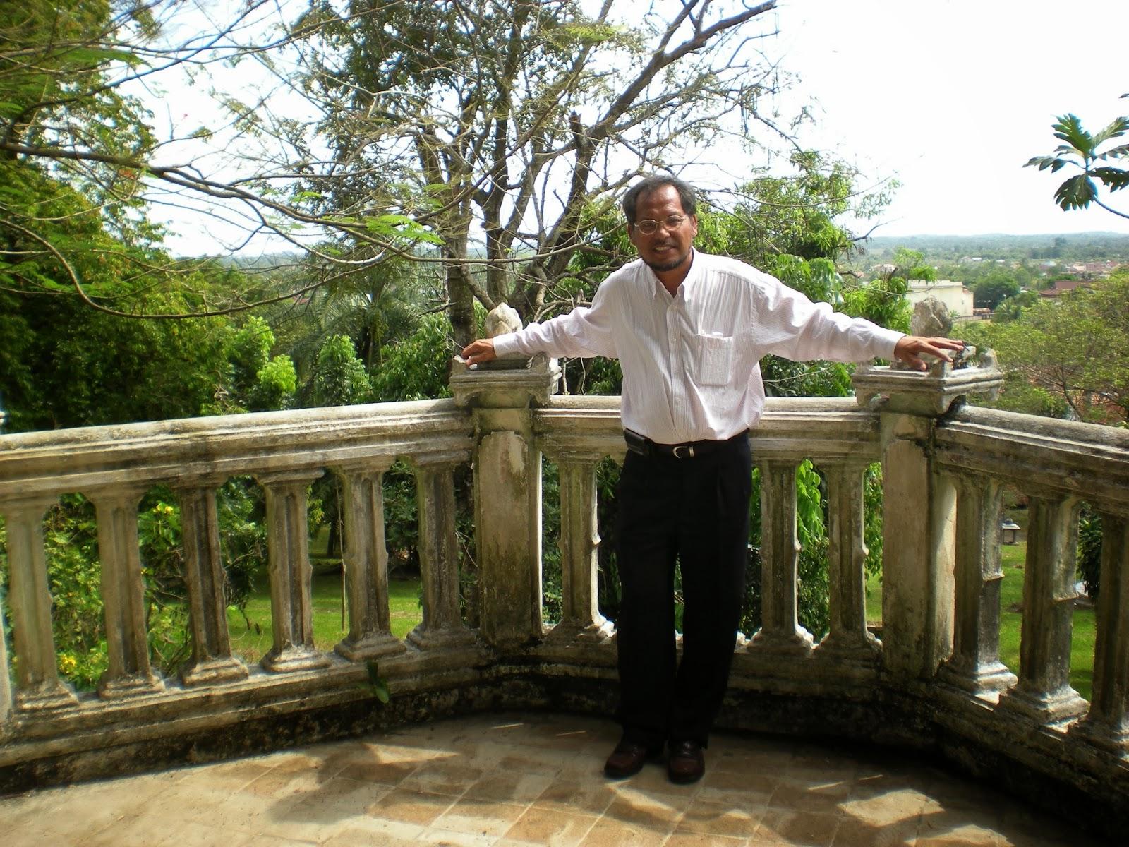 Dunia Kutemui Palembang Kujejaki Sejarah Panjang Bukit Siguntang Puncak Mengadap