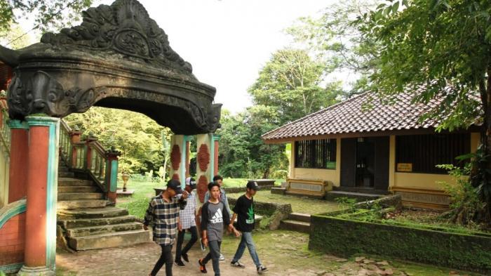 Eksklusif Bukit Siguntang Tempat Sakral Bagi Wong Palembang Kota