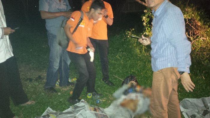 Hon Ditemukan Tewas Taman Bukit Siguntang Sriwijaya Post Kota Palembang