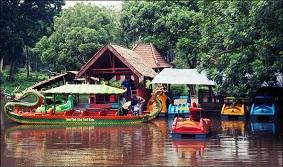 Hotel Sekitar Daerah Bukit Siguntang Palembang Klikhotel Taman Wisata Punti