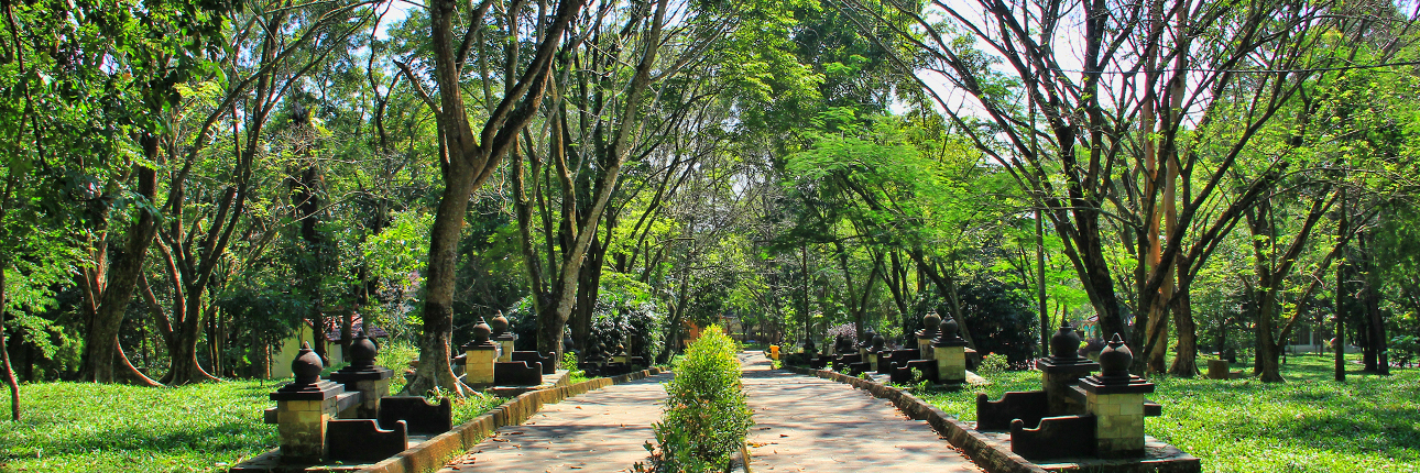 Indonesiakaya Eksplorasi Budaya Zamrud Khatulistiwa Mengenang Kejayaan Palembang Bukit Siguntang