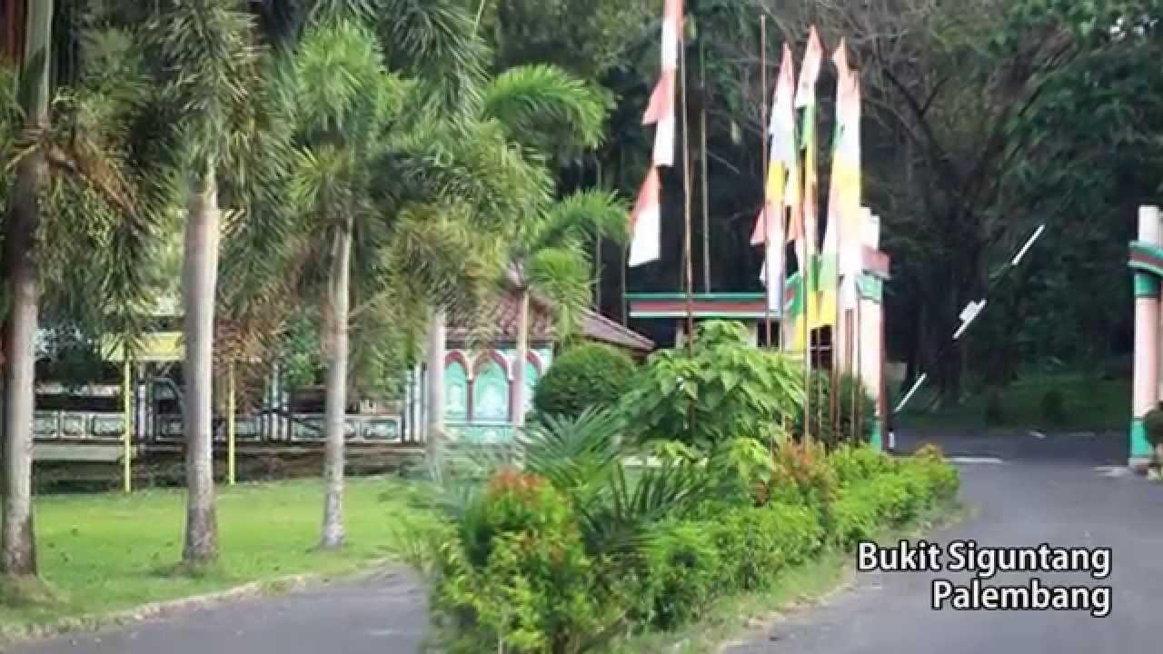 Lokasi Foto Prewedding Palembang Bukit Siguntang Youtube Kota