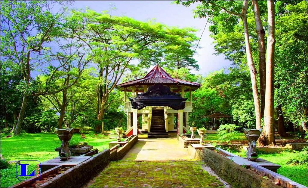 Menapaki Sejarah Bukit Siguntang Kota Palembang