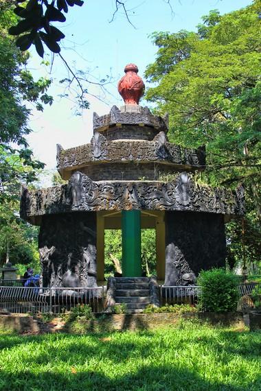 Mengenang Kejayaan Palembang Bukit Siguntang Indonesiakaya Kawasan Kerap Menjadi Salah