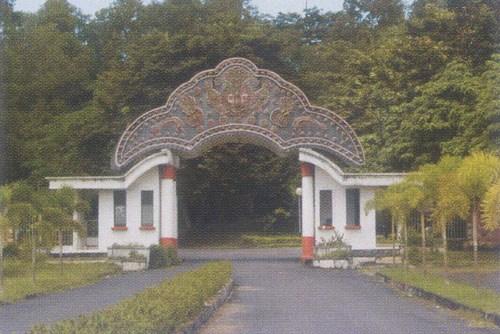 Peninggalan Sriwijaya Bukit Siguntang Wisatasriwijaya Kota Palembang