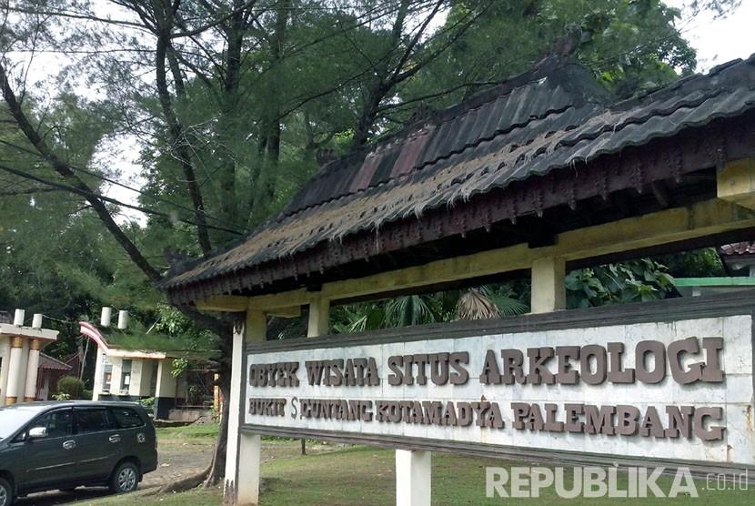 Revitalisasi Situs Bukit Siguntang Kembali Didanai Rp 2 3 Arkeologi