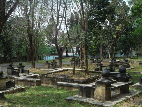 Taman Foto Obyek Wisata Bukit Siguntang Palembang Tripadvisor Kota