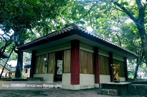 Wisata Mistis Bukit Siguntang Palembang Koh Huang Selama Berada Kawasan