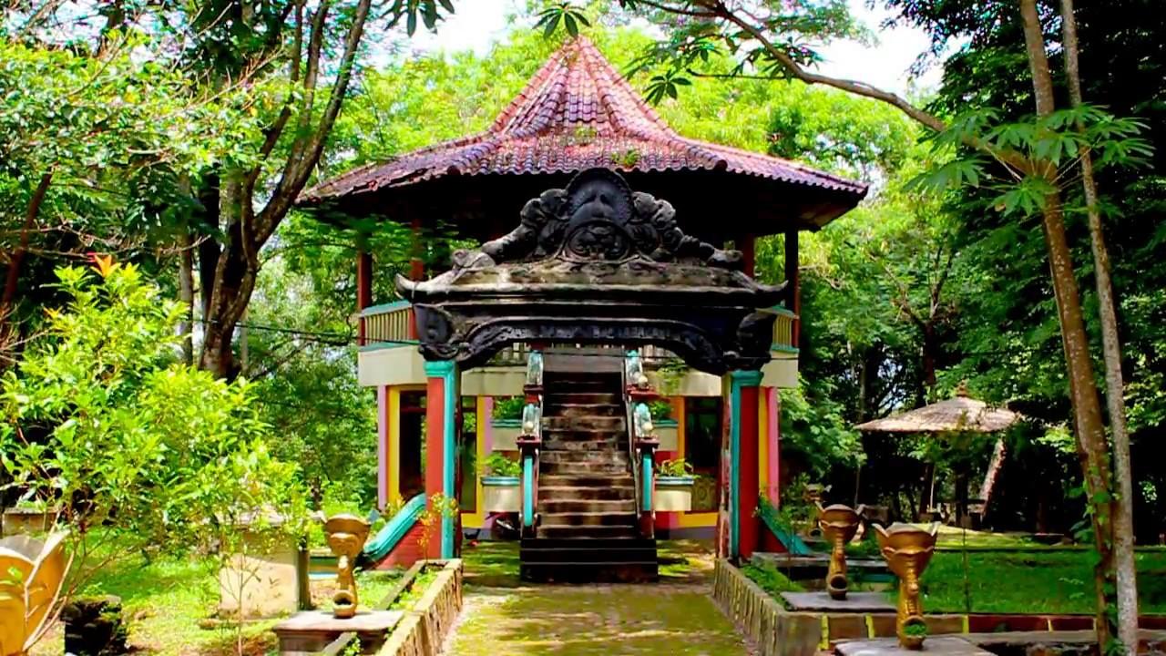 Wisata Sejarah Bukit Siguntang Palembang Youtube Kota