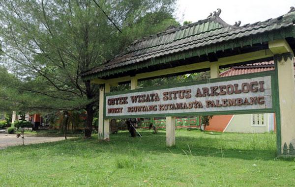 Wisata Sejarah Bukit Siguntang Sumatra Kota Palembang