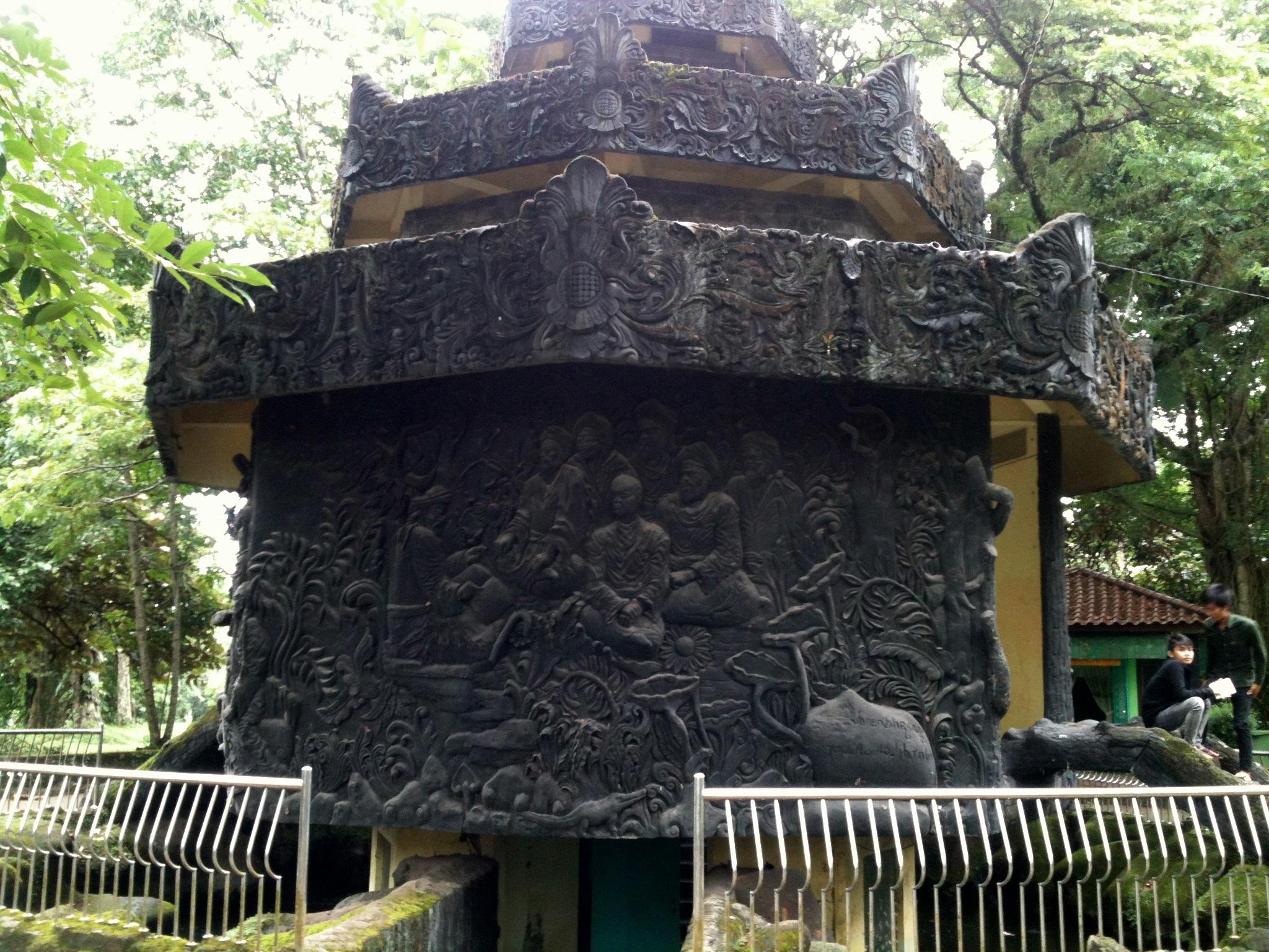 Wisata Sejarah Tempat Dahulu Ditemukan Temuan Purbakala Kerajaan Sriwijaya Terdapat