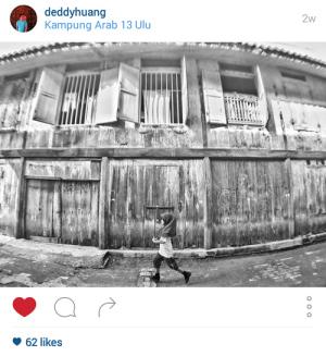 10 Lokasi Hits Instagramable Palembang Koh Huang Rumah Panggung Berusia