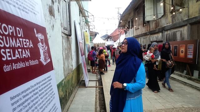 Hangatnya Kopi Rempah Ala Kampung Arab Palembang Regional Liputan6 Kota