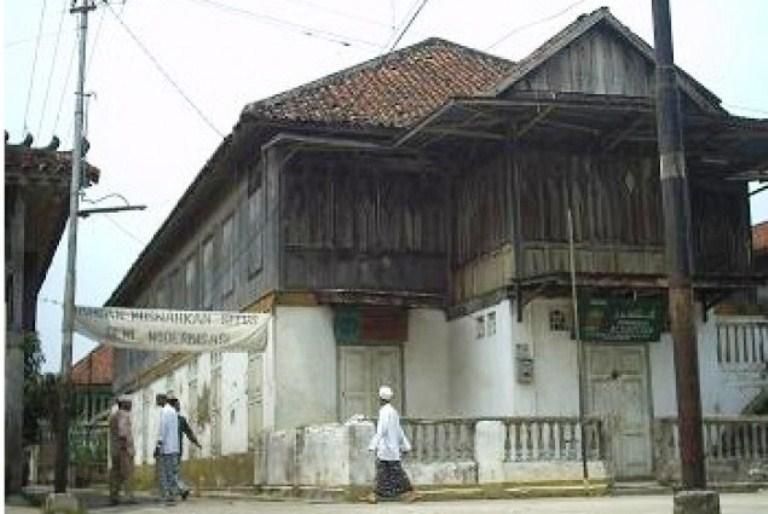Kampung Al Munawar Kawasan 13 Ulu Palembang Sumatera Selatan Ilustrasi