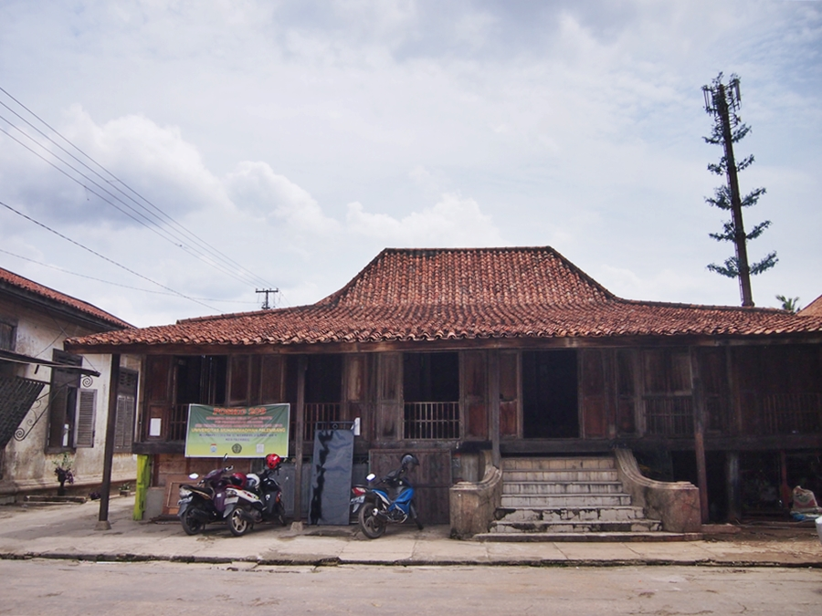 Kampung Al Munawar Rekam Jejak Arab Palembang Travel Journal Kuarahkan