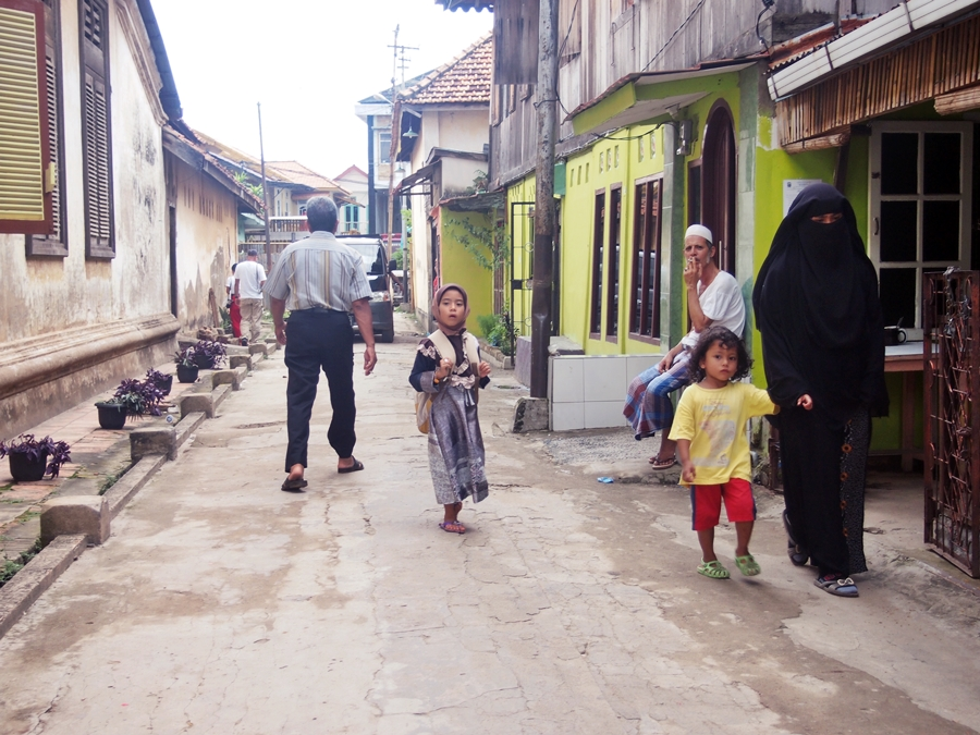 Kampung Al Munawar Rekam Jejak Arab Palembang Travel Journal Letaknya