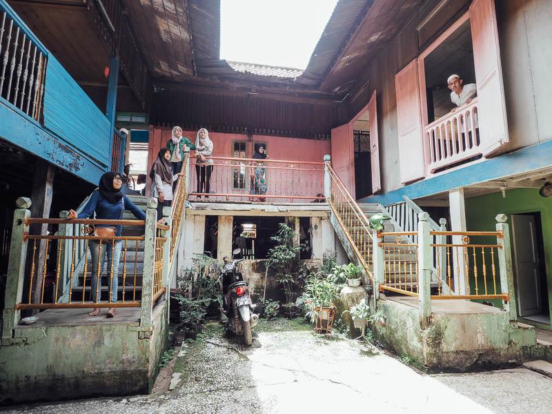 Kampung Arab Al Munawar Palembang 6 Wira Nurmansyah Kota