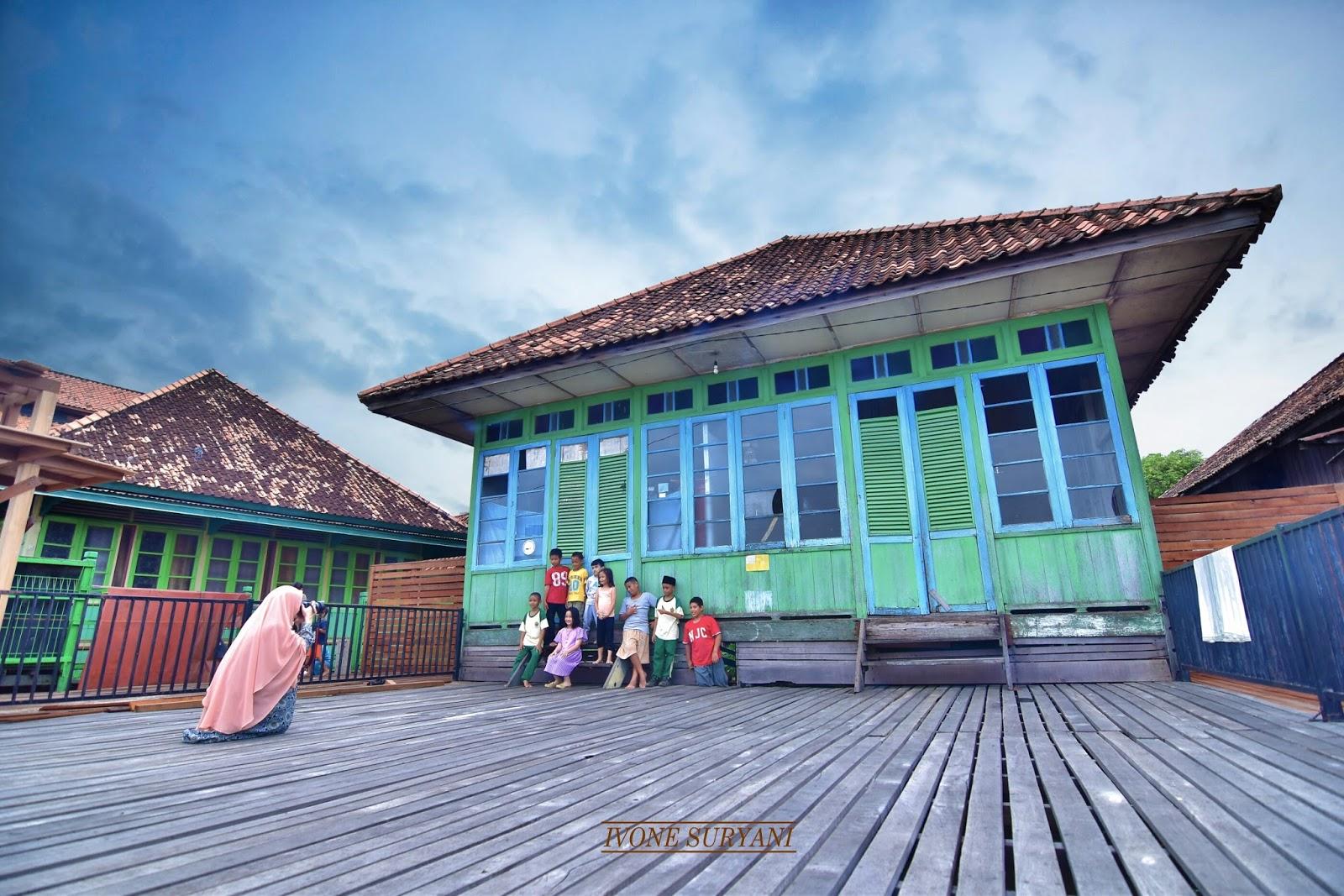 Kampung Arab Al Munawar Palembang Kota