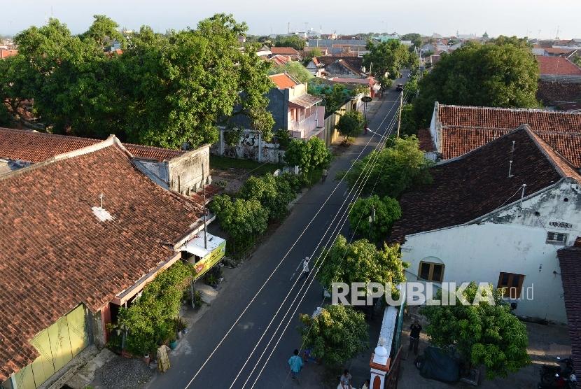 Kampung Arab Al Munawar Segera Direvitalisasi Republika Online Ilustrasi Palembang