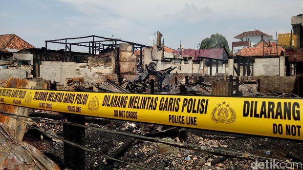 Kampung Arab Palembang Rumah Berusia 250 Ludes Kebakaran Kota
