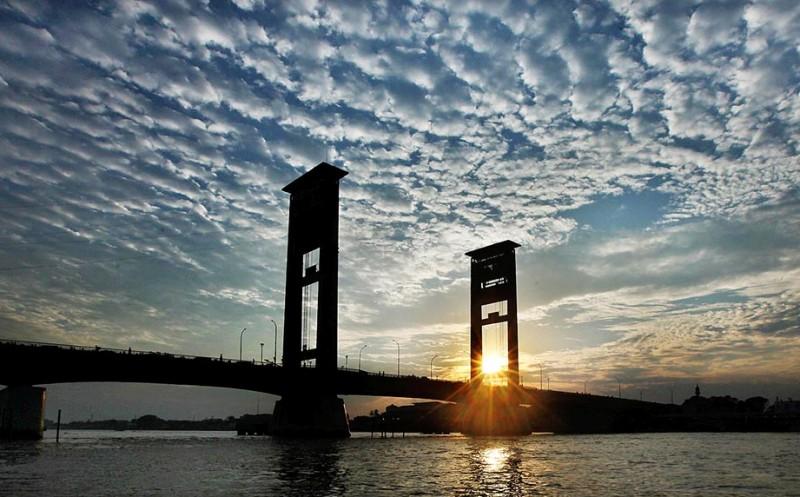 Kampung Arab Tepi Sungai Musi Jadi Destinasi Portal Berita Palembang
